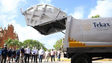 Photo of Tekax moderniza su servicio de recolección de basura