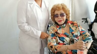 Photo of Silvia Pinal se encuentra hospitalizada