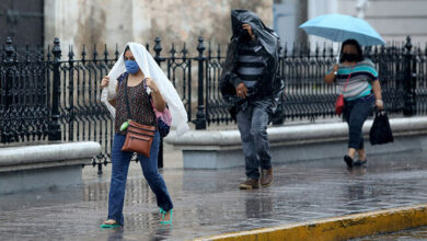 Photo of Mérida se reporta en óptimas condiciones para la temporada de lluvias