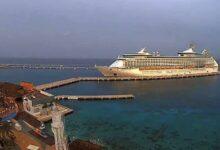 Photo of Después de 15 meses llega el primer crucero a Cozumel