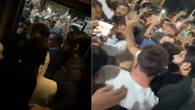 Photo of ¡Locura total! Messi 'desata' alboroto entre aficionados en una cafetería en Miami