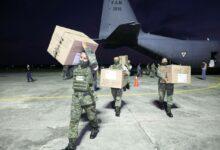 Photo of Cargamento con 151,200 vacunas antiCovid llega a Yucatán