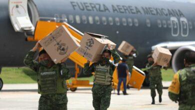 Photo of Arribaron 5,850 dosis de la farmacéutica Pfizer para la vacunación en Yucatán