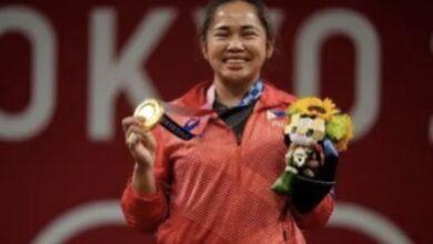 Photo of Primera medallista de oro de Filipinas recibirá una casa y poco más de 13 MDP por su triunfo