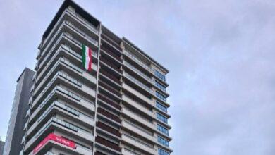 Photo of Bandera de México ya luce en la villa de los Juegos Olímpicos de Tokio