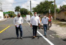 Photo of Juntos seguimos dotando de infraestructura urbana al municipio: Renán Barrera