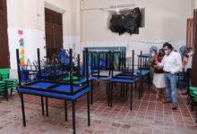 Photo of Inician trabajos de remodelación en centenaria escuela meridana
