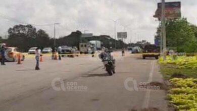 Photo of Graban el asesinato de policía en el periférico