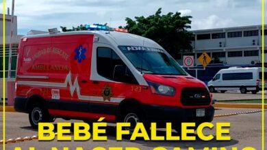 Photo of Bebé fallece al nacer camino al hospital