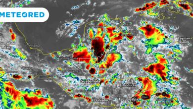 Photo of Posible desarrollo ciclónico en el Caribe para esta semana