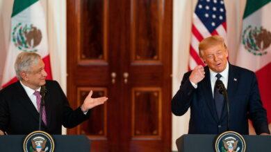 Photo of AMLO revela que había un 'pacto de silencio' con Trump sobre el muro fronterizo