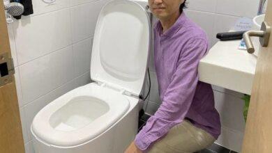Photo of Este inventor surcoreano creó un inodoro que te pagará por tu excremento