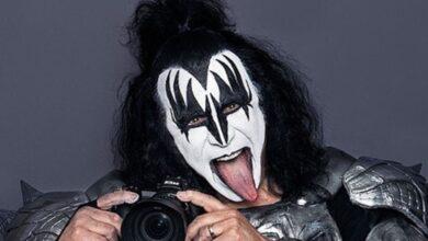 Photo of Gene Simmons, bajista de 'Kiss', da positivo a covid