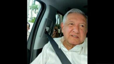 """Photo of """"Quise protestar para no perder la costumbre"""", asegura AMLO tras retención de la CNTE en Chiapas"""
