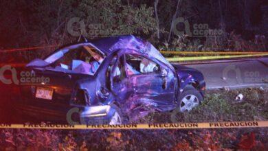 Photo of Camión impacta a coche; dos mujeres fallecieron