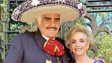 Photo of Operan de emergencia a Doña Cuquita, esposa de Vicente Fernández