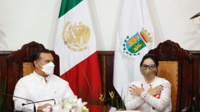 Photo of Trabajar unidos será la clave para abatir los males sociales: Renán Barrera