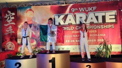 Photo of Yucateca se proclama campeona en el Mundial Juvenil de Karate, en Rumania