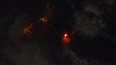 Photo of La NASA fotografía el volcán de Cumbre Vieja desde el espacio