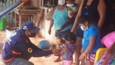 Photo of Gobierno de Yucatán sigue ayudando a las familias afectadas por inundaciones