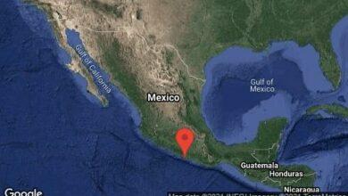 Photo of Sismo de magnitud 6.9 sacude a México