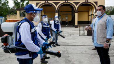 Photo of Ayuntamiento de Mérida refuerza la fumigación y abatización