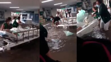 Photo of Inundación en IMSS de Tula, Hidalgo, deja diez pacientes muertos