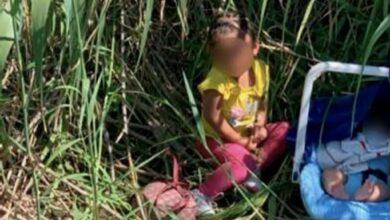 Photo of Abandonan a orillas del río Grande a niña y bebé migrantes