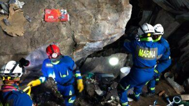 Photo of Rescatan cadáver de menor en derrumbe en el cerro del Chiquihuite