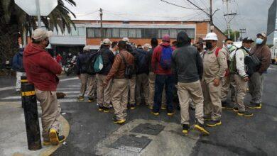 Photo of Gas Bienestar en paro de labores de trabajadores en Iztacalco