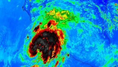 """Photo of Tormenta tropical """"Olaf"""" se forma frente a costas de Jalisco"""
