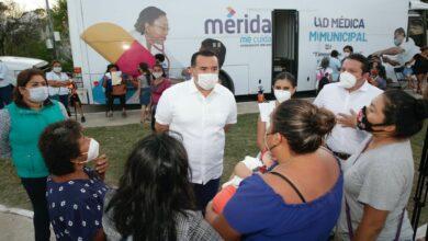 Photo of Renán Barrera fortalecerá los programas de atención para las mujeres