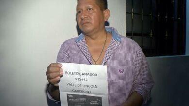 Photo of Ganador del palco en el Estadio Azteca lo donará; no le gusta el futbol