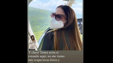 Photo of Separan a funcionario del IMSS luego de que esposa presumió viaje en helicóptero