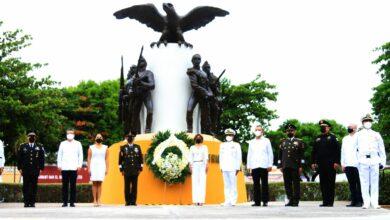Photo of Autoridades evocan memoria de los Niños Héroes de Chapultepec