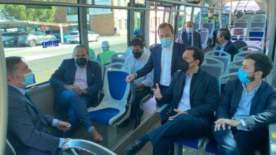 Photo of Desde Madrid, Vila busca mejorar el sistema del transporte público en Mérida