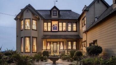 Photo of La casa donde se filmó Scream abre sus puertas como hospedaje