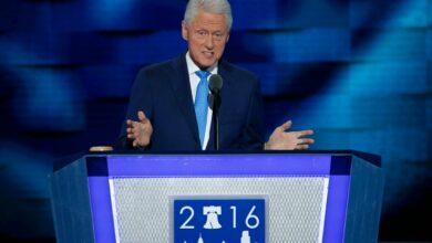 Photo of Internan a expresidente Bill Clinton por infección