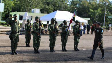 Photo of Toma posesión nuevo comandante del  20/o. Regimiento de Caballería Motorizado