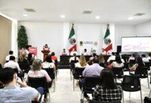 """Photo of """"Con las manos al pecho"""" desde el Congreso de Yucatán apoyan a la lucha contra el cáncer de mama"""