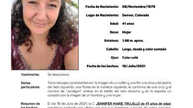 Photo of Activan el Protocolo Alba en Yucatán para localizar a Jennifer Marie Trujillo