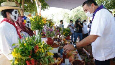 Photo of Amplia gama de actividades en el Festival de las Ánimas 2021: Renán Barrera