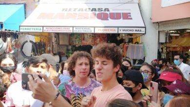 Photo of Luisito comunica y Juanpa Zurita se pasean en Mérida