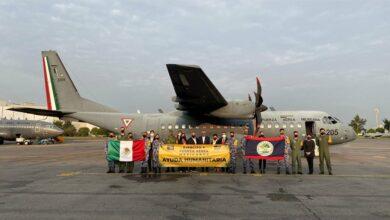 Photo of México hace donación 100 mil vacunas a Belice