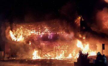 Photo of Al menos 46 muertos en el incendio de un edificio en Taiwán