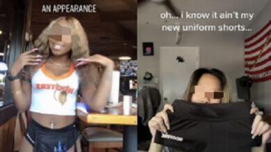 Photo of Meseras de Hooters critican nuevo uniforme por ser ropa interior
