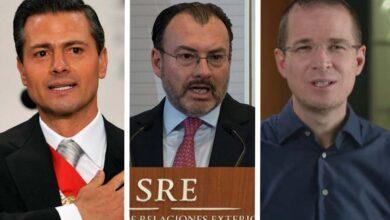 Photo of FGR acusará a Peña Nieto, Videgaray y Anaya de delincuencia organizada: Milenio